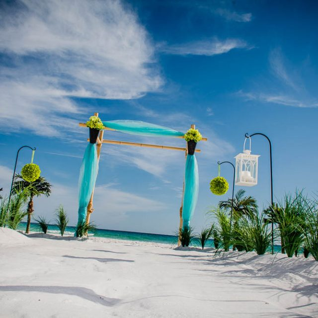 Gulf Shores Beach Weddings Including Perido Key FL Orange Beach